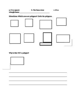 Polygon assessments