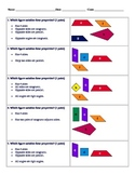 Polygon classifications/qualities and interior angles