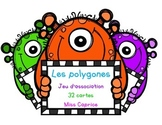 Polygones - Jeu d'association