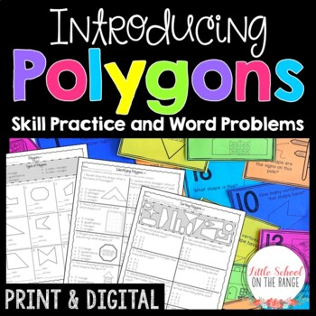 Polygon assessment teaching resources teachers pay teachers polygons no prep unt polygons no prep unt fandeluxe Choice Image