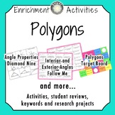 Angles in Polygons Activities
