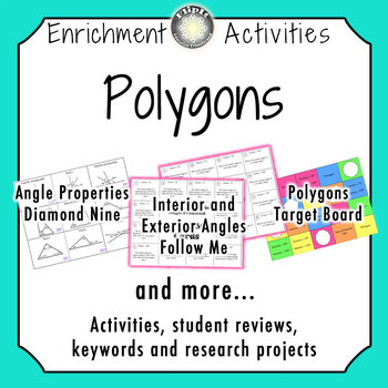 Polygons Activities