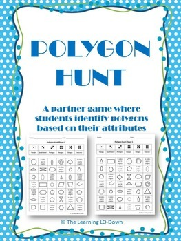 Polygons: An Attributes Game