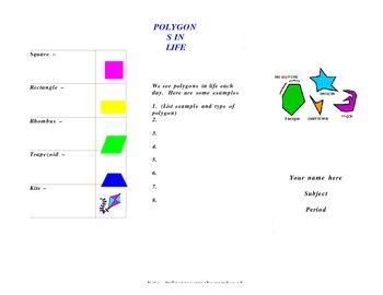 Polygons Brochures