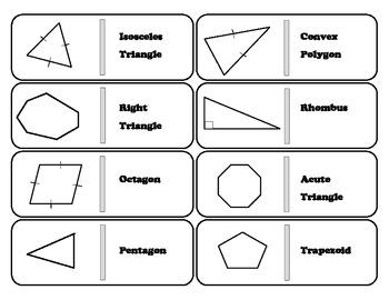 Polygons Domino