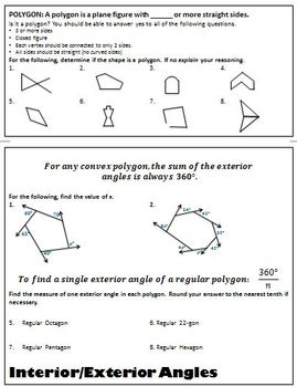 Polygons Flipbook