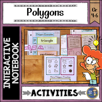 Polygons Interactive Notebook
