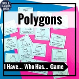 Polygons I Have, Who Has Game 4.G.2
