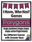 Polygons Games