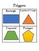Polygons:  Identifying Attributes