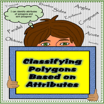 Polygons:  Identifying Attributes