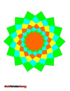 Polygons Inscribed in Circles {Geometry Activity}