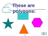 Polygons: Interactive and Common Core