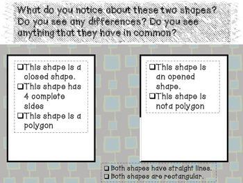 Polygons Intro Lesson