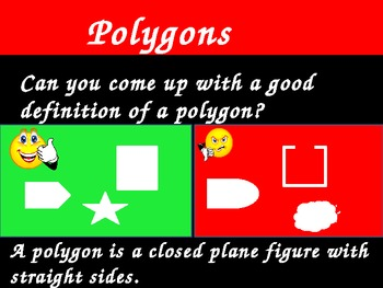 Polygons Introduction