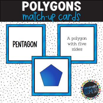 Polygons Match-Up; Geometry
