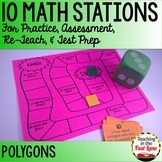 Polygons Stations