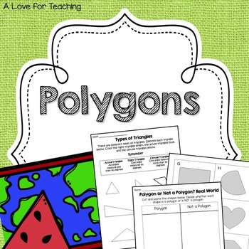 Polygons {Shapes}