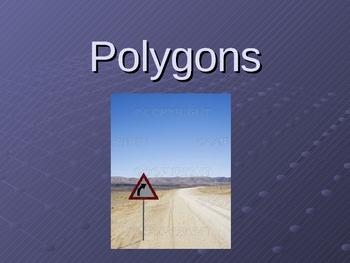 Polygons Power Point Presentation