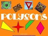 Polygons PowerPoint Presentation