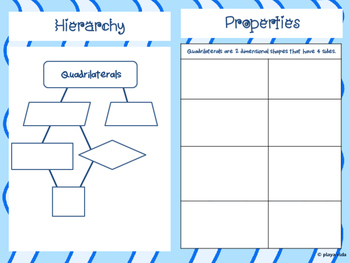 Polygons: Quadrilaterals and Triangles