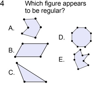 Polygons & Regular Polygons, 2 References & 4 Assignments for Power Point