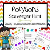 Polygons Scavenger Hunt