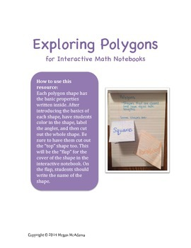 Polygons - Shapes and Properties