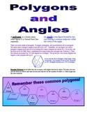 Polygons and Angles Help