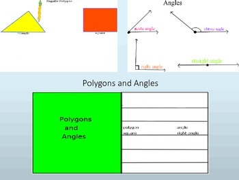 Polygons and Angles Lesson