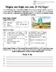 Polygons, and Angles, and Lines Activity
