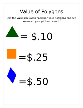Polygons and Money