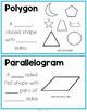 Third Grade Geometry, Polygons