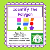 Identify the Polygon: Board Game & Scoot