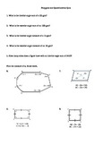 Polygons and Quadrilaterals Quiz