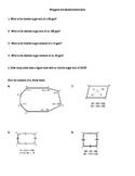 Polygons and Quadrilaterals Quiz