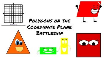 Polygons on the Coordinate Plane Battleship