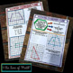 Polygons on the Coordinate Plane No Prep Note Pages