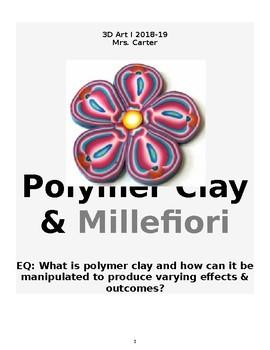 Polymer Clay & Millefiori