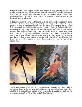 Polynesian Mythology