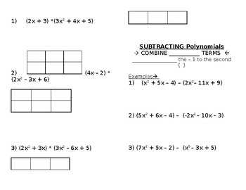 Polynomial Book