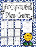 Polynomial Dice Game