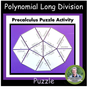 Polynomial Division Activity