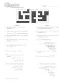 Polynomial Divison Puzzle