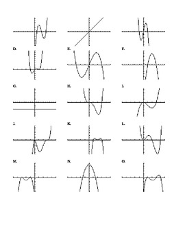 Polynomial Equations and Functions