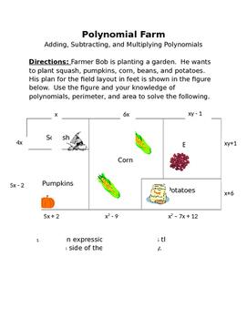 Polynomial Farm