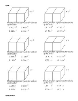 Polynomial Function (Quiz)