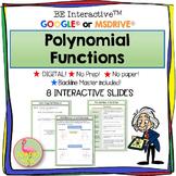 Digital Polynomial Functions - Google Edition
