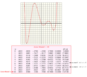 Polynomial Functions Project