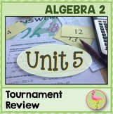 Polynomial Functions Tournament Review Activity (Algebra 2